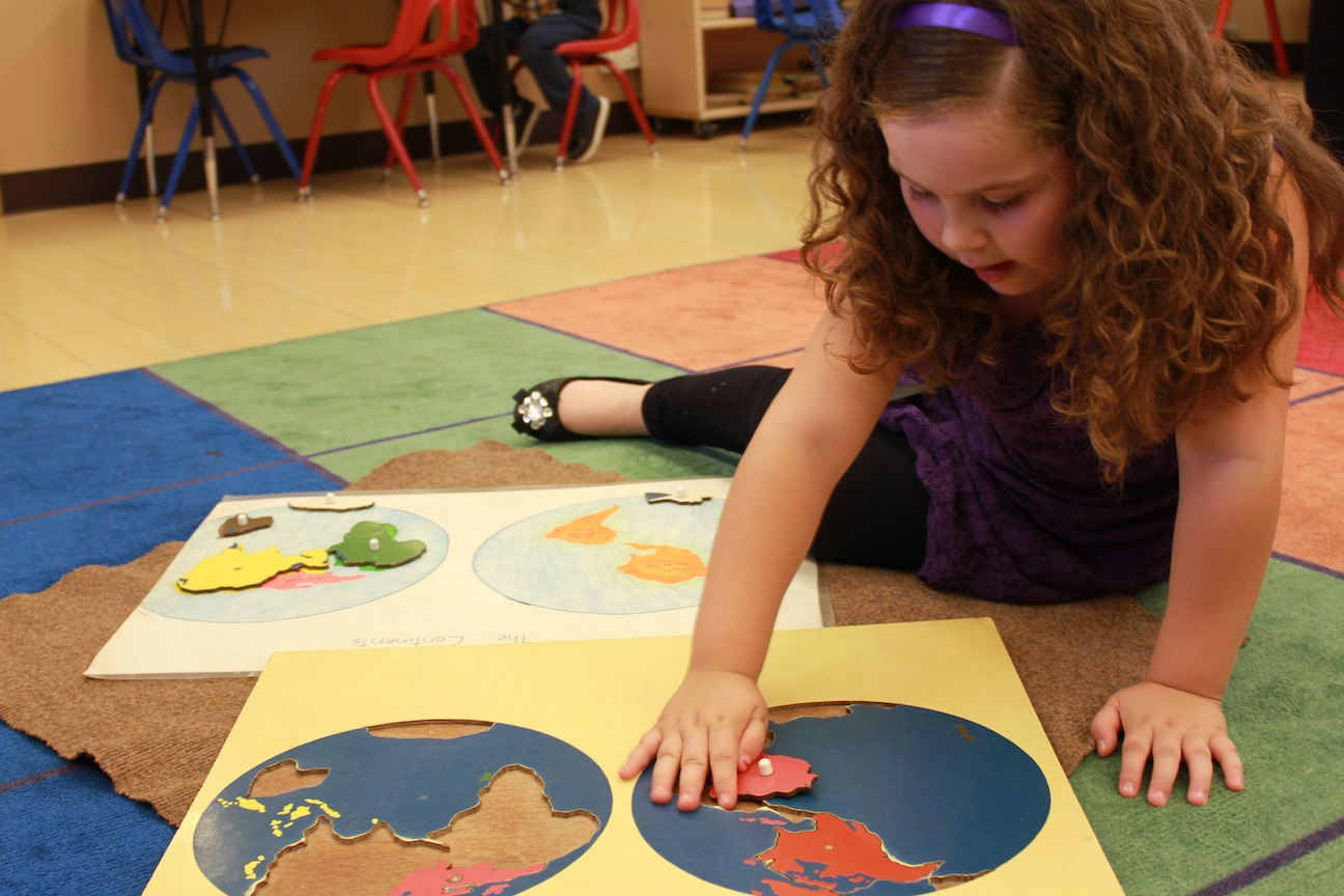 What is the difference between Montessori and Traditional Education ?