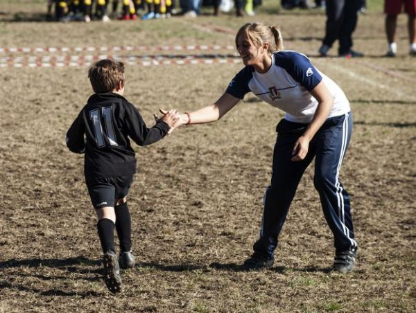 A Montessori Approach to Athletics